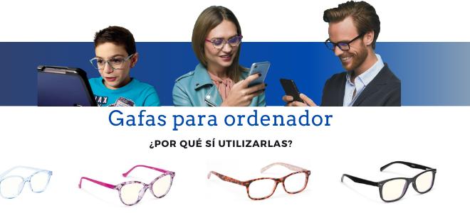 Productos Loring - Gafas para ordenador