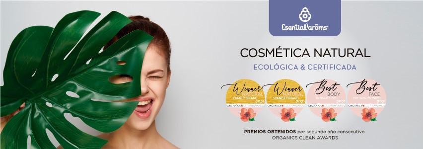Cosmética Natural - Esential'aroms