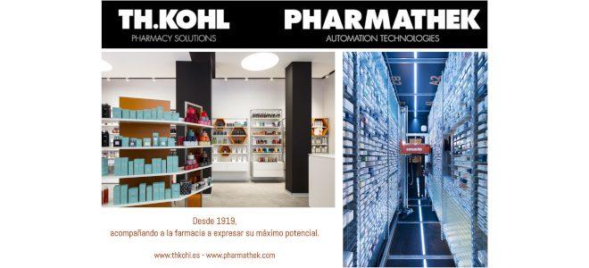 Th.Kohl desde 1919, acompañando a la farmacia a expresa su máximo potencial