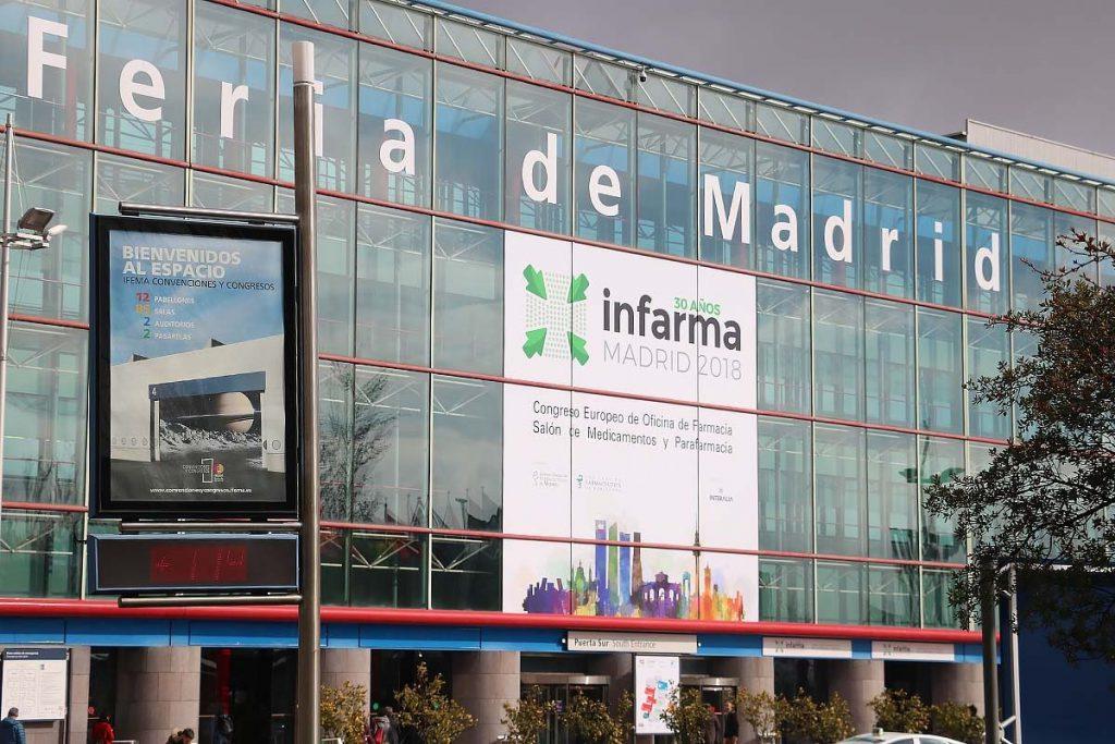 Infarma Madrid 2018 - IFEMA
